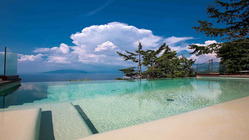 Nice Villa Dav with private pool, hydromassage hot tub and ocean view in Sorrento